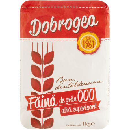 Faina Alba de grau tip 000 1kg Dobrogea