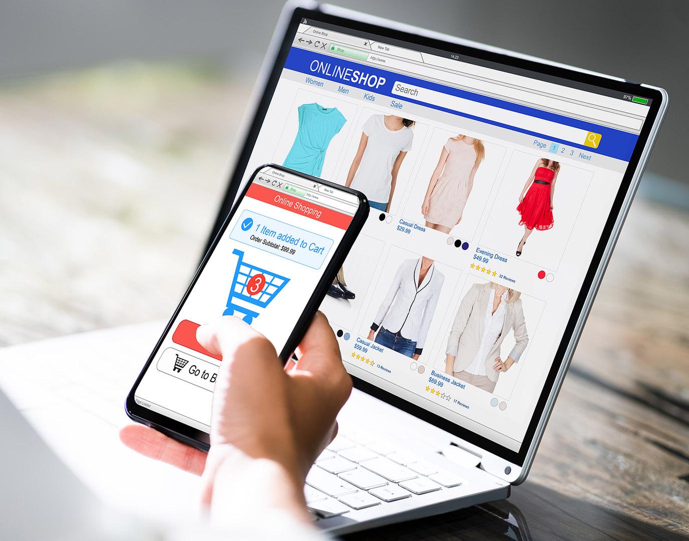 Magazin online pentru orice dispozitiv